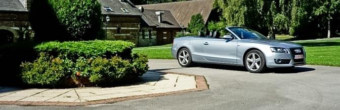 Rijtest: Audi A5 Cabriolet 1.8 TFSI