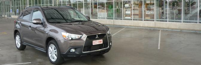 Rijtest: Mitsubishi ASX 1.8 DI-D