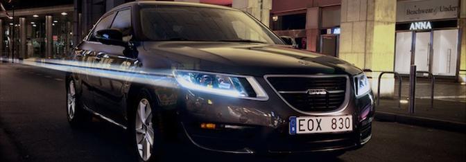 Rijtest: Saab 9-5 2.0 TiD Vector