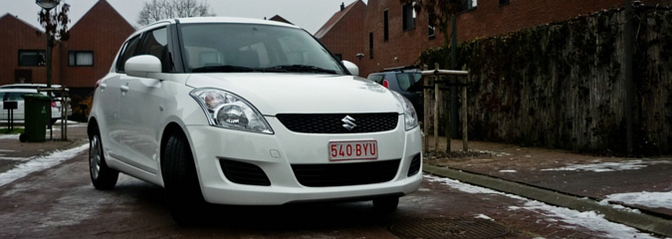 Rijtest: Suzuki Swift 1.2 (2010)
