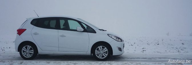Rijtest: Hyundai ix20 CRDi