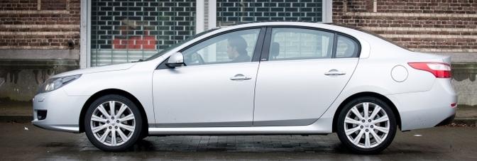 Rijtest: Renault Latitude 2.0 dCi