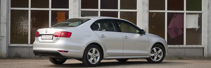 Rijtest: Volkswagen Jetta 1.6 TDI BlueMotion Technology