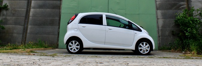 Rij-impressie: Peugeot iOn
