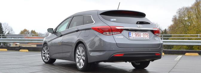 Rijtest: Hyundai i40 1.7 CRDi Wagon