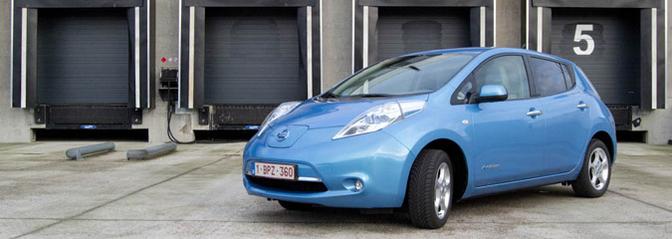 Rijtest: Nissan LEAF