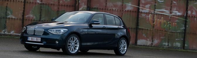 BMW 118d banner