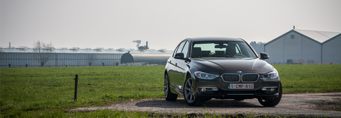 BMW 3 reeks 2012 328i