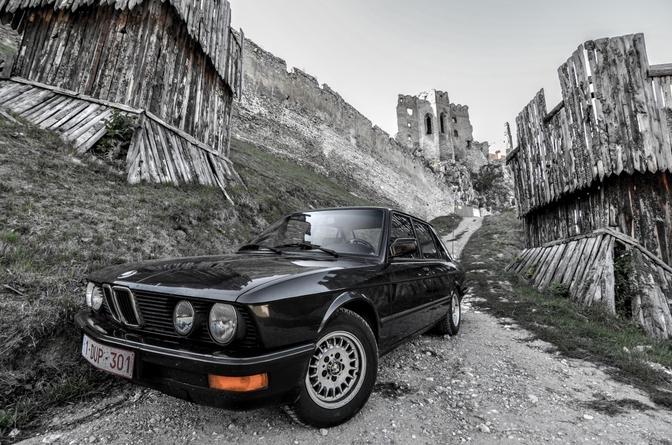 Met een BMW Oldtimer naar Slowakije