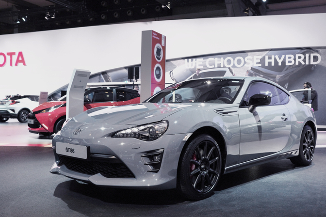 toyota-gt86-Thunder-Grey-edition-2018-Autosalon-Brussel