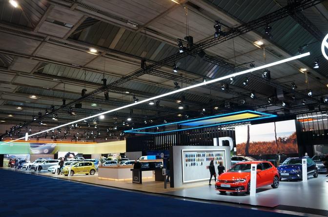 Volkswagen au Salon de l'auto de Bruxelles 2021
