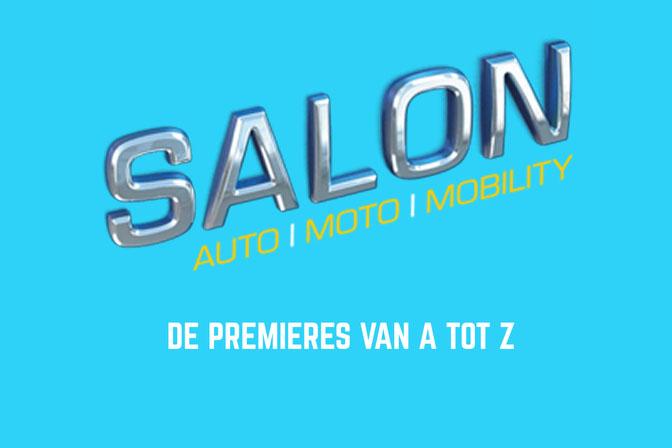 autosalon brussel 2020 info