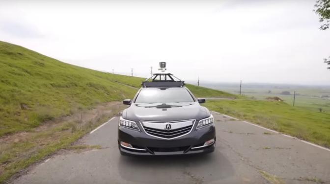 californië michigan zelfrijdende autos