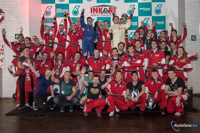 Autofans endurance 2014