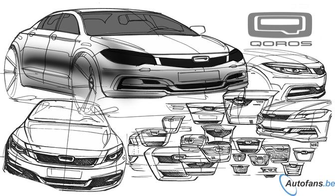 Qoros uitgelicht wie zijn ze en wat maken ze autofans