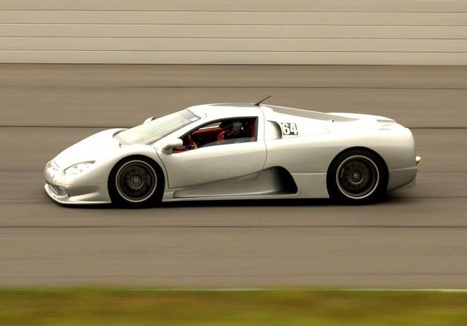 SSC Ultimate Aero is 's werelds snelste auto