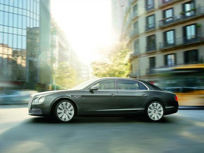 Bentley en Rolls Royce noteren beste jaar aller tijden