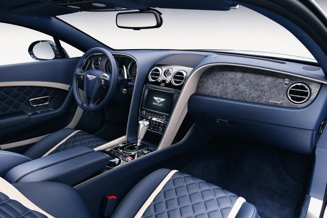 Steen In Interieur : Bentley plaatst voortaan steen in je interieur autofans