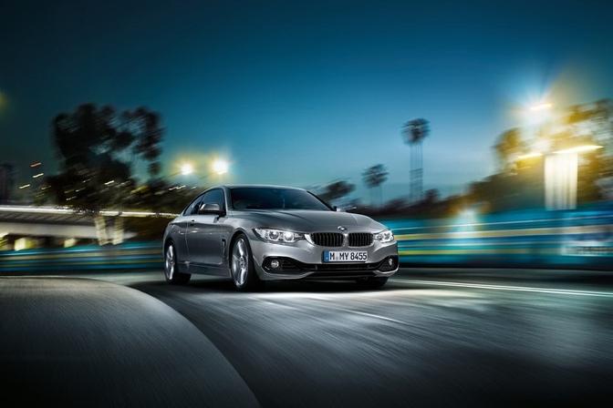 Dit is de BMW 4-reeks (2013)