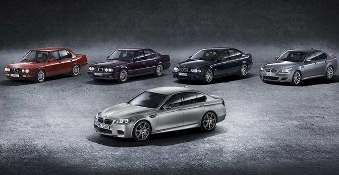 BMW-M5-30Jahre