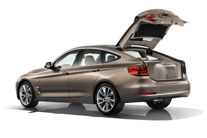 BMW prijst 3 GT: vanaf 34.450 euro