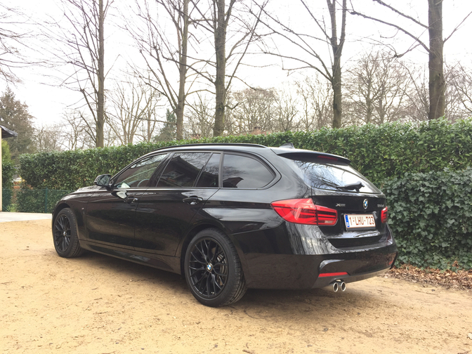 Rijtest BMW 335d xDrive Touring LCI (2016) | Autofans