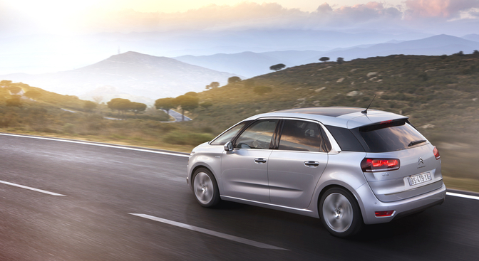 Citroën C4 Picasso krijgt Belgische prijs: vanaf 20.990 euro