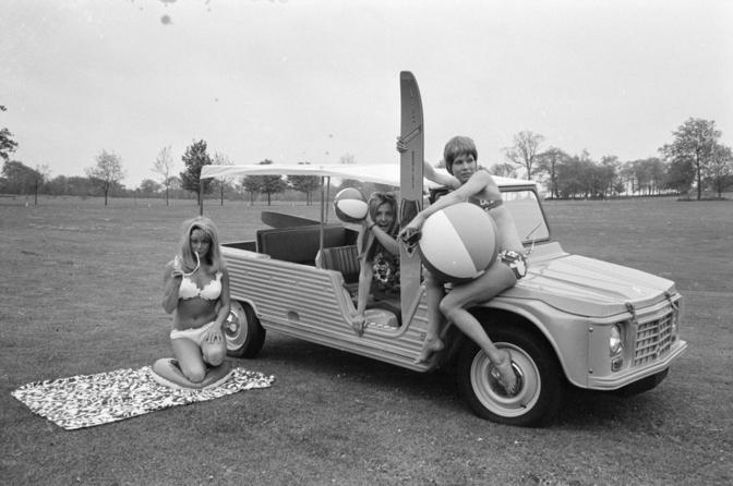 Citroën Méhari wordt 45 jaar