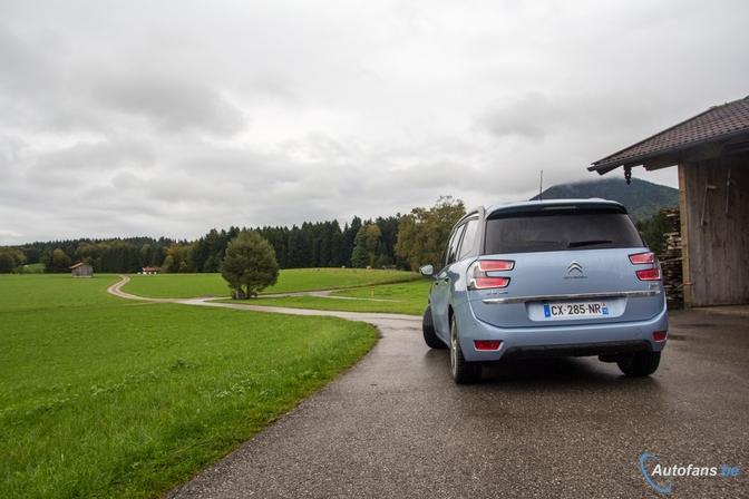 Citroën Grand C4 Picasso 2013 2014 2012
