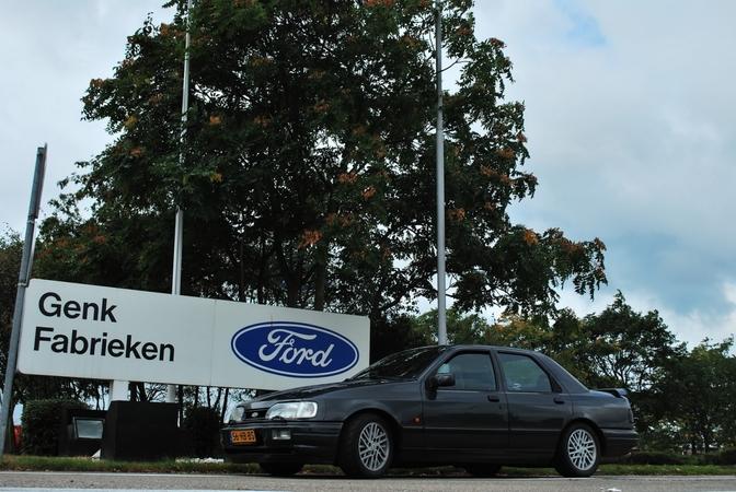 Ford Genk, 50 jaar geschiedenis