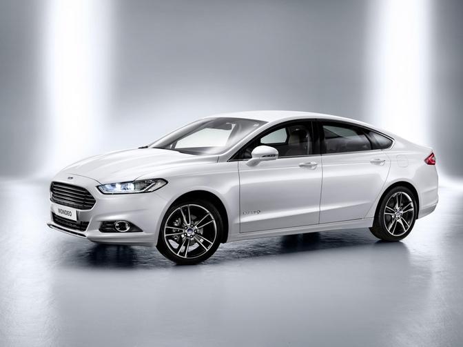 Ford Mondeo uitgesteld tot eind 2014