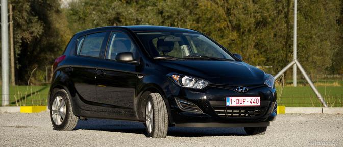 Rijtest: Hyundai i20 CRDi BlueDrive