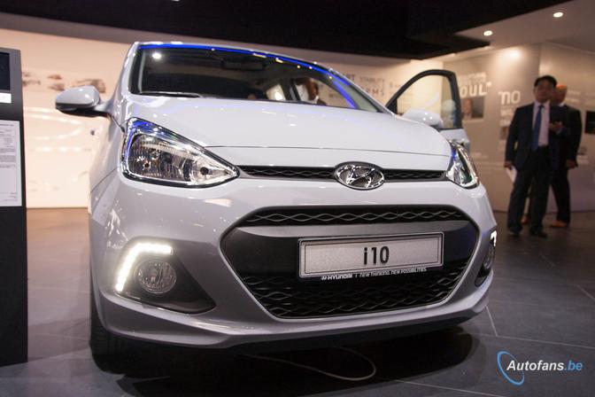 Hyundai i10 iaa frankfurt