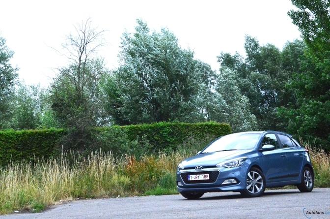 Rijtest: Hyundai i20 1.1 CRDi