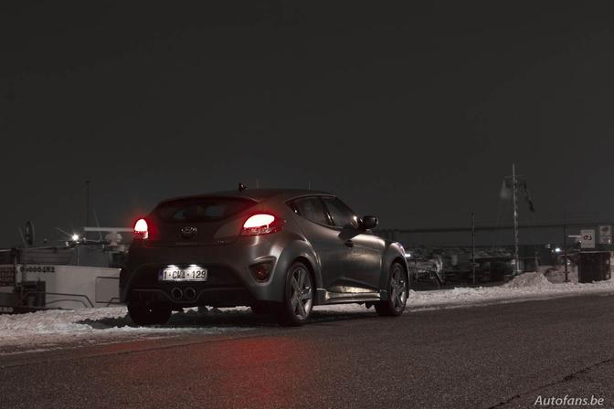 Rijtest: Hyundai Veloster 1.6 T-GDi