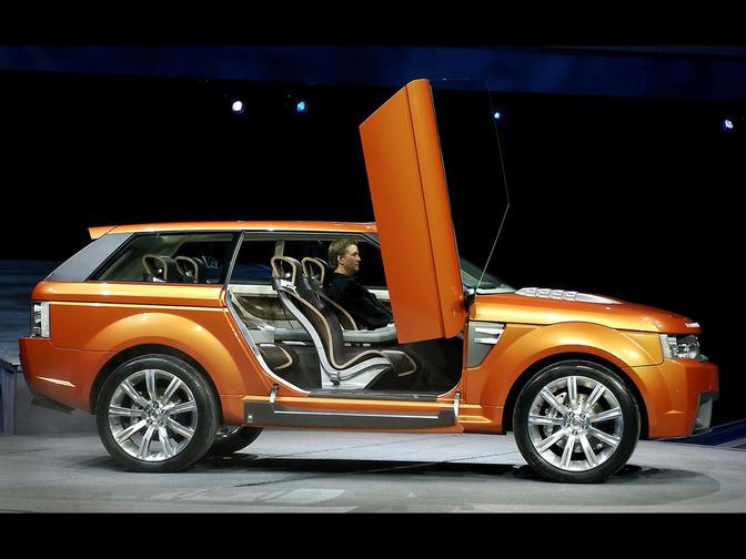 Vergeten Auto #88: Range Stormer Concept