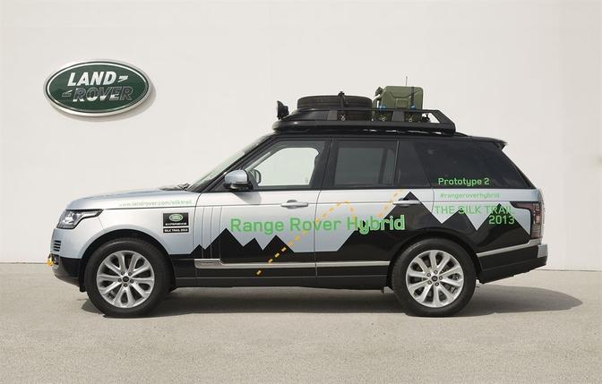 Officieel: Alle cijfers van de Land Rover Hybrid