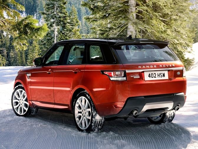Range Rover Sport heeft prijs