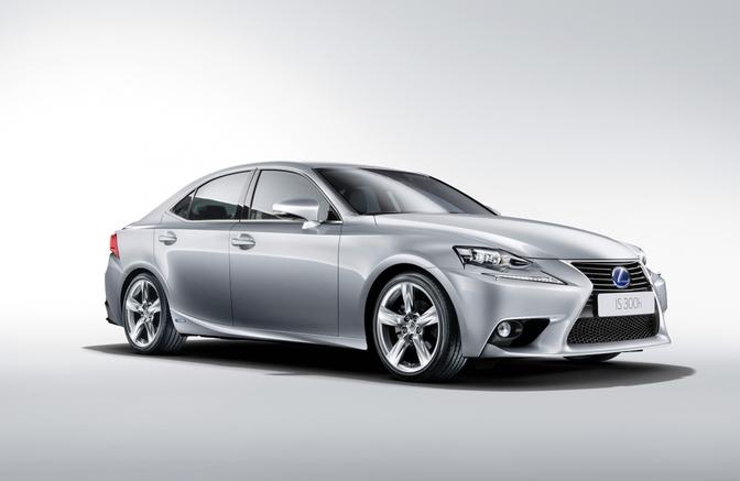 Basisprijs Lexus IS300h bekend: 36.990 euro