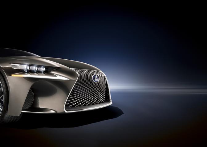 Lexus LC CC