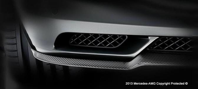 Mercedes-AMG-Teaser