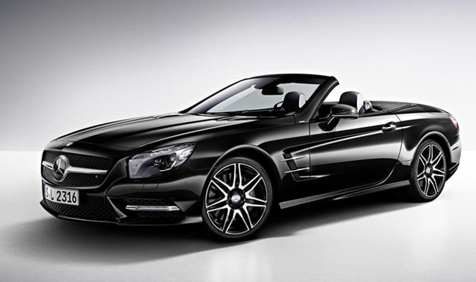 Mercedes-SL400-2014