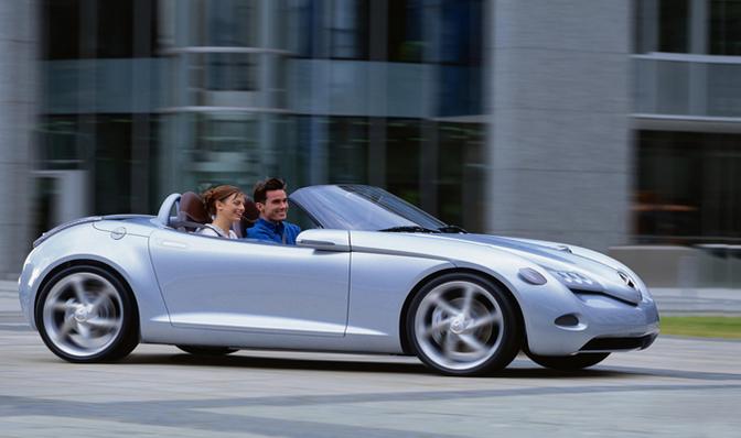 Mercedes-SLA