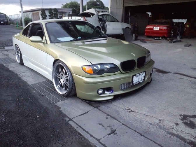 Nissan-Silvia-BMW-Front