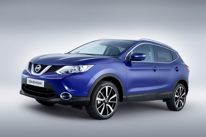 Nissan Qashqai in België vanaf 20.990 euro