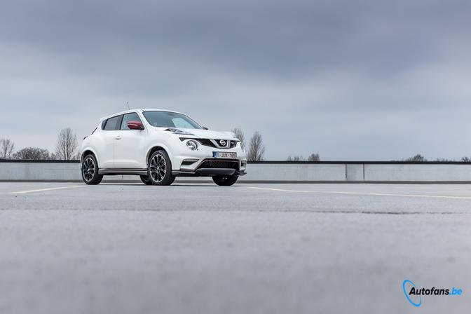 Rijtest: Nissan Juke Nismo RS