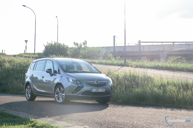 Opel Zafira Tourer 1.6 CDTi EcoFlex 2014