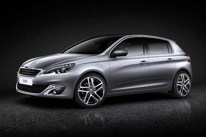 Dit is de nieuwe Peugeot 308