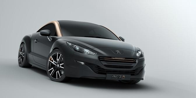 Productieversie Peugeot RCZ R komt naar Goodwood