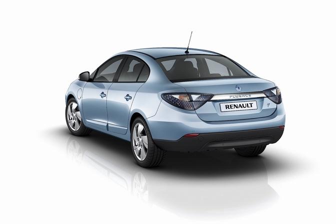 Renault Gaat Elektrische Wagen Produceren In China Autofans